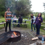 Strathcona Wilderness Centre – Camping trip