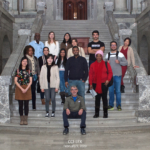 Legislature Tour Group Photo Feb 2020